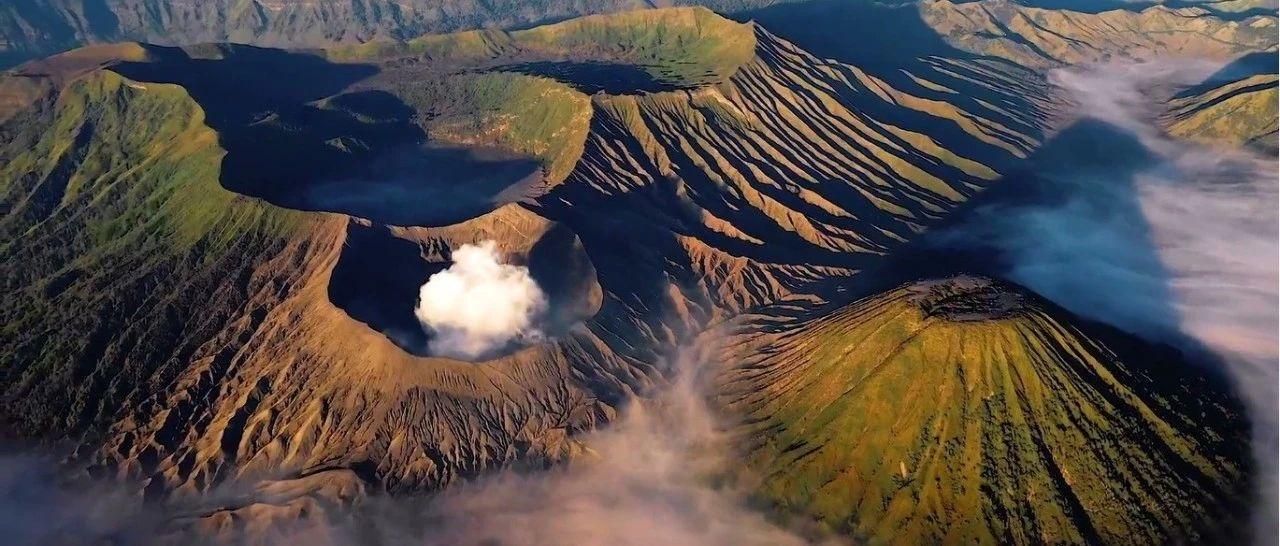 500px Plus每周推荐┃ 拍摄10日成片210秒,只为记录1000度的印尼活火山
