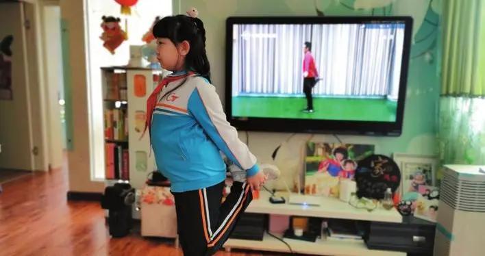 """邯郸市丛台区创新""""体育作业+""""教学模式成效显著"""