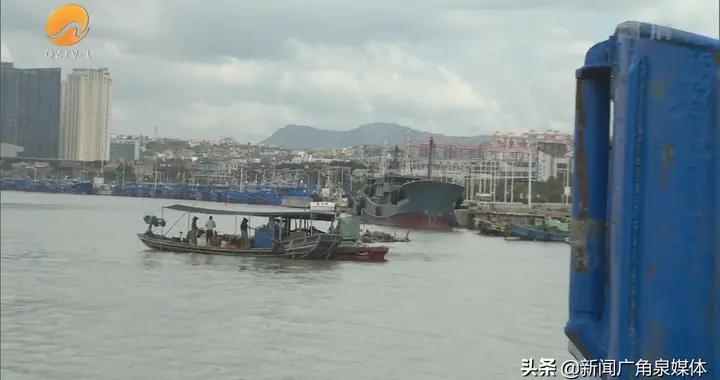 实时定位出海船只 170多艘渔船回港避风