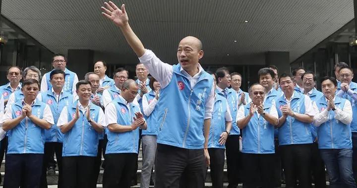 韩国瑜11月将东山再起?前台北副市长点出关键大事