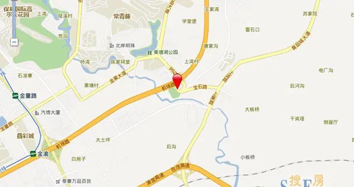 2020年7月重庆市回兴商圈写字楼市场租赁情况