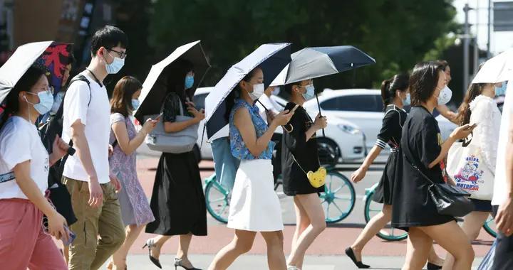 北京最新天气预报:高温预警持续,明天又有雷雨