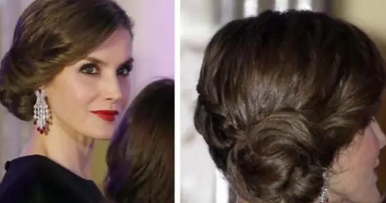 细看莱蒂齐亚王后发型演变史,凯特王妃在苍老,知性美却为她减龄