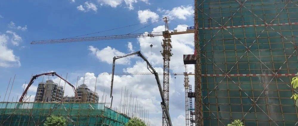 我省市重点项目加速建设,确保尽快投产