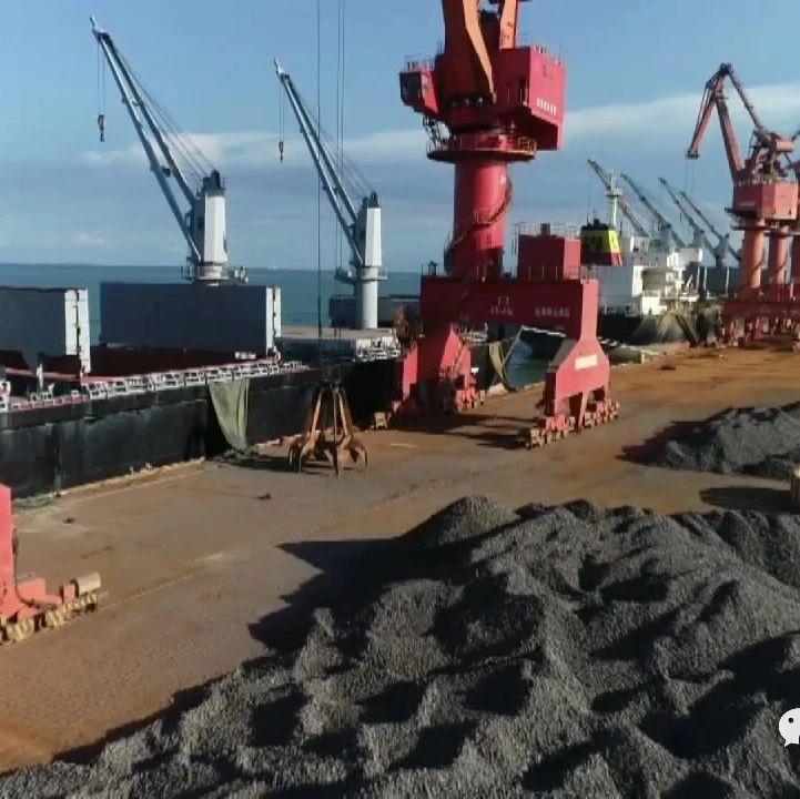 """好险!3万吨非洲""""洋垃圾""""差点运入广西"""