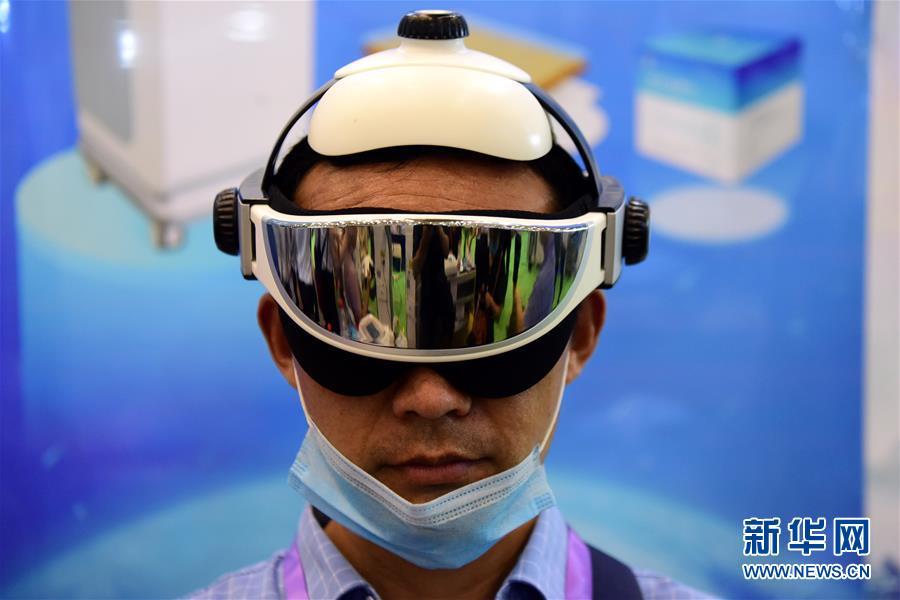 中原医疗器械展览会举行