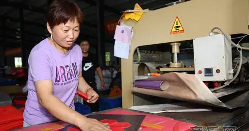 张屯村:激发脱贫户内生动力