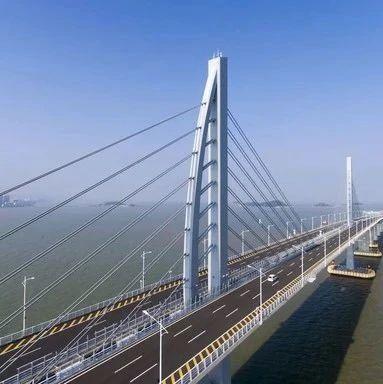 好消息!中铁宝桥参建的港珠澳大桥获国际桥协杰出结构奖