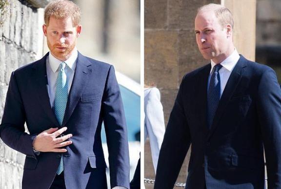 由于威廉王子忙得形影不离,哈利独自回来为哥哥分担负担