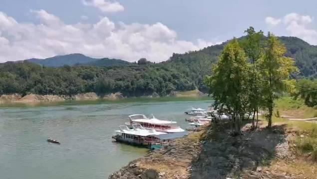 安康瀛湖邀您体验智慧数字化旅游服务