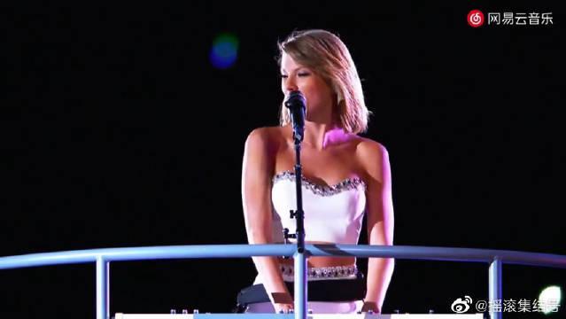 霉霉Taylor Swift《Love Story》,多少人的入坑曲