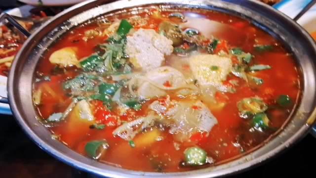 鲜辣可口的仔姜鱼蛋,吃起来又香又下饭……