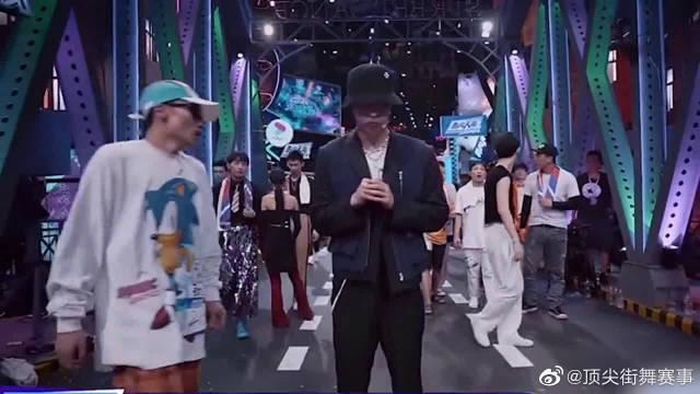 街舞3张艺兴不服钟汉良,张队长胜负欲爆棚,这才是街舞精神!