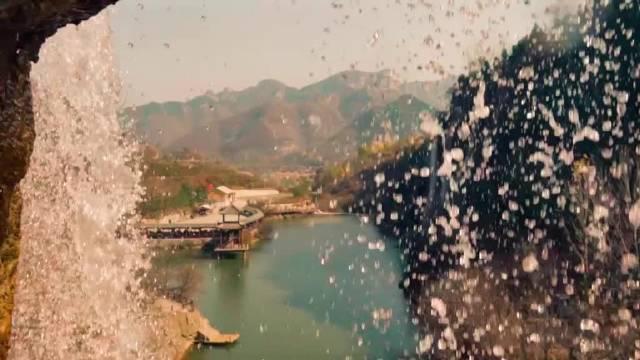 九天悬瀑,齐鲁第一幽谷——黄花溪……