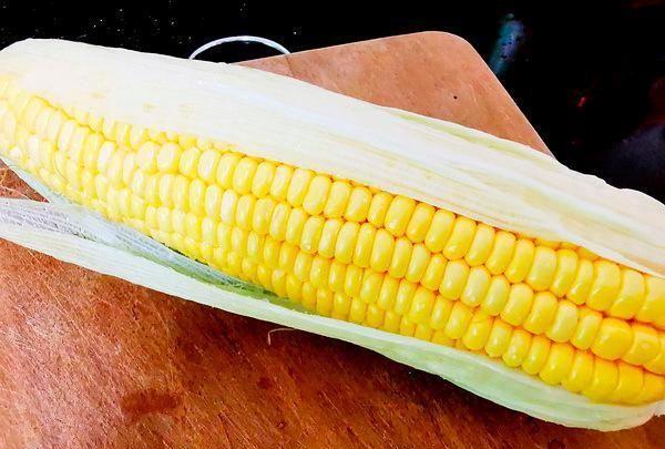 玉米丸子,不一定要把两者绑在一起,清甜美味,老少皆宜