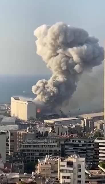 4000人受伤,将加剧国内政治紧张 8月4日黎巴嫩大爆炸后……