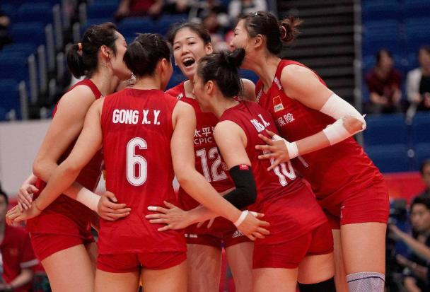 中国女排5大奇兵已去其一!4人能否决战东京?1人曾获奥运最佳