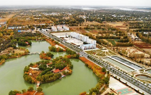 甘肃张掖的一个小县 人口15万 GDP却超53亿