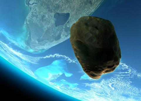 直径最大为190米!一个小行星即将掠过地球,专家:不构成威胁