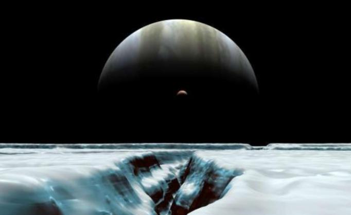 NASA带来好消息!木卫二液态海洋再添新证据,或已有生命存在