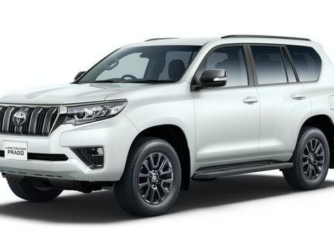 丰田新款普拉多已在日本本土正式发布
