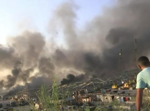 黎巴嫩大爆炸祸起硝酸铵 将加剧国内政治紧张
