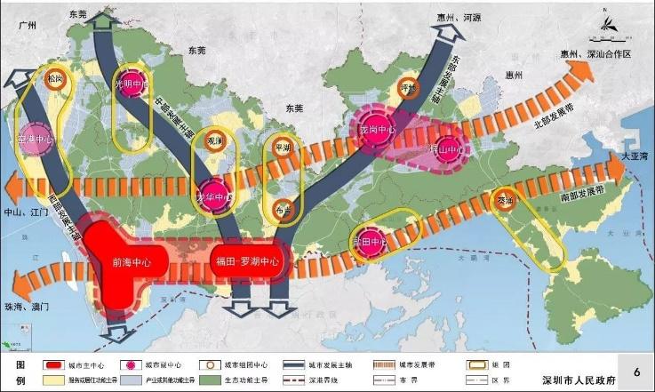 破除土地之困,比直辖更靠谱!深圳的大礼包终于来了
