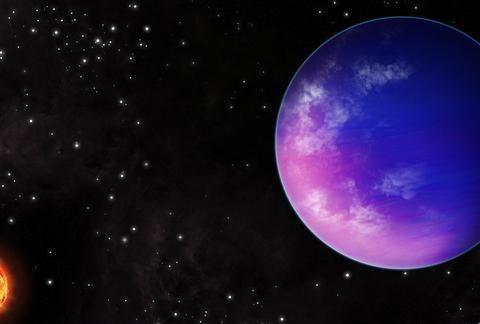 一颗特殊的系外行星挑战行星形成理论