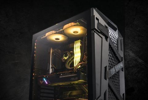 双倍强化!华硕破冰手240 RGB水冷散热器全面压制CPU的躁动