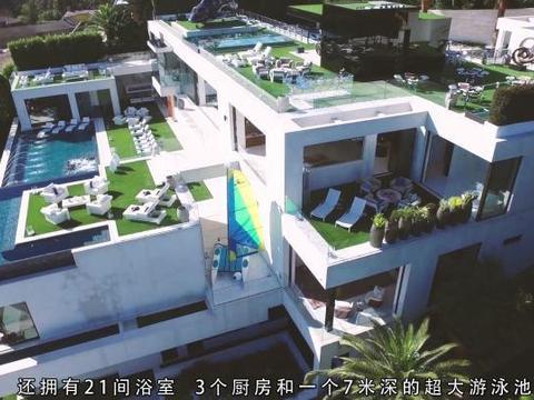 比尔盖茨的豪宅:耗时7年建成,参观一次要20多万,你愿意吗?