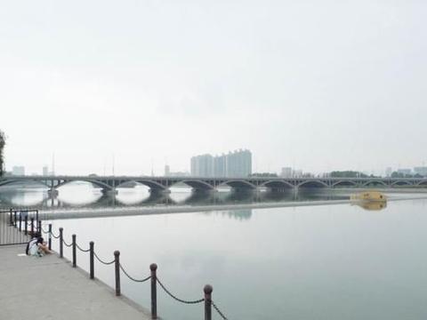 """山西又一公园走红,人称太原""""金鸡湖"""",耗资5.6亿胜于北海公园"""
