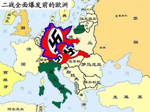 若德国闪击波兰,英法苏同时出击,德国是否还能在欧洲挑起战火?