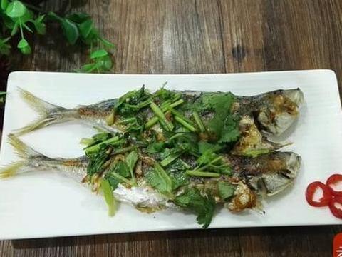 它是海鱼里最便宜的,丰富的蛋白质,比鸡肉好吃,很多人却嫌弃它