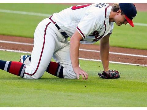 MLB勇士超新星投手跟腱撕裂!确定赛季报销未来更是堪忧