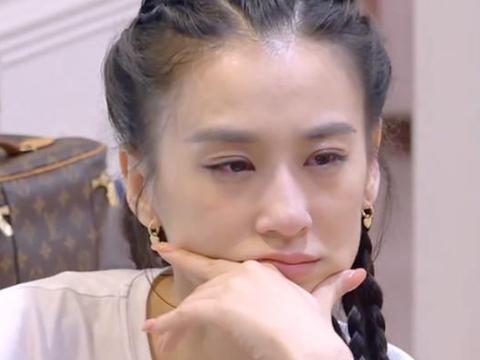 黄圣依被网友骂哭了,谁注意吴昕的安慰?话虽然不多,却很现实