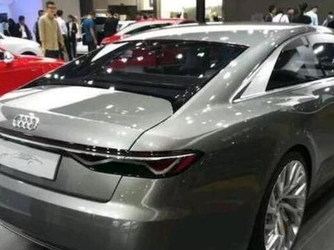 新一代奥迪A9现身,比宾利还亮眼,V8/W12任选,加速3.7对标8系