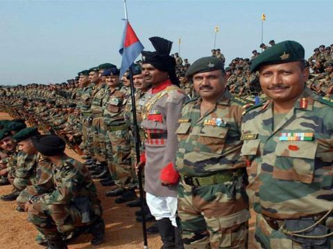 枪声持续!印度边防部队军官掉转枪口,连杀两位战友!印军怎么了