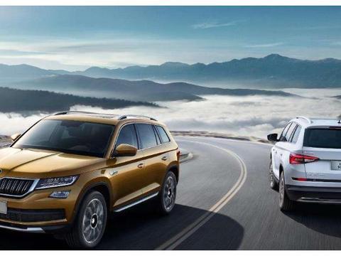 想买合资中型SUV不用怕,这四款性价比高值得选,已经跌破15万