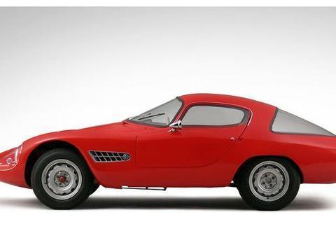 传奇混血 1959款阿巴斯-阿尔法罗密欧1300 Berlinetta
