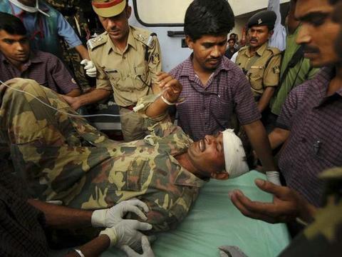 莫迪终于扬眉吐气,印军将反叛分子击垮,女指挥官即刻投降