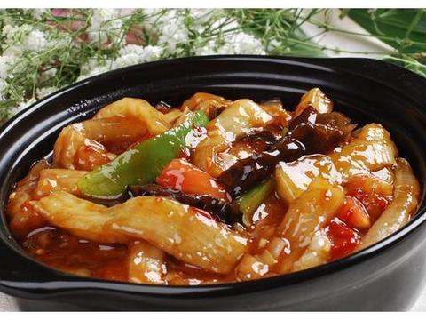 有空在家做美味的家常菜,鲜香爽滑好味道,家人晚饭有口福了!