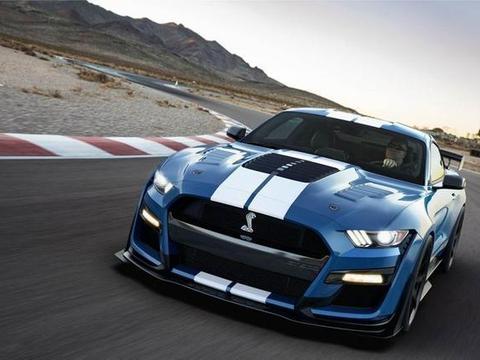 福特野马GT推GT500/GT350 Shelby签名版车型