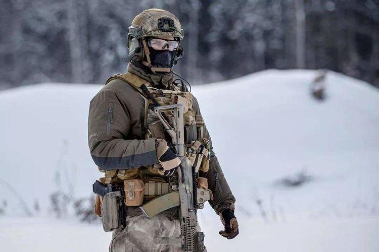 各国军队头盔基本都是圆形,印度不走寻常路,非要做成方形