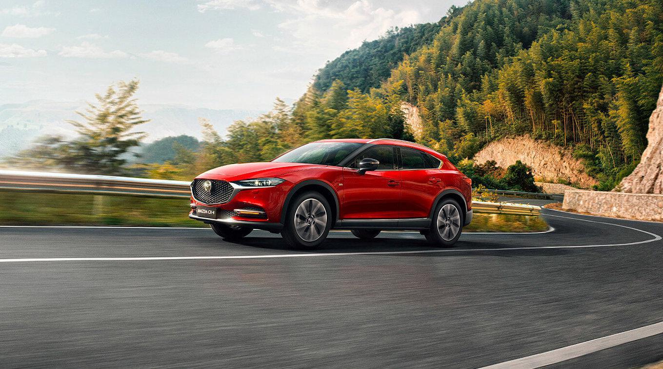 新车快讯|魂动设计+配置升级,新款马自达CX-4预售14.88万起