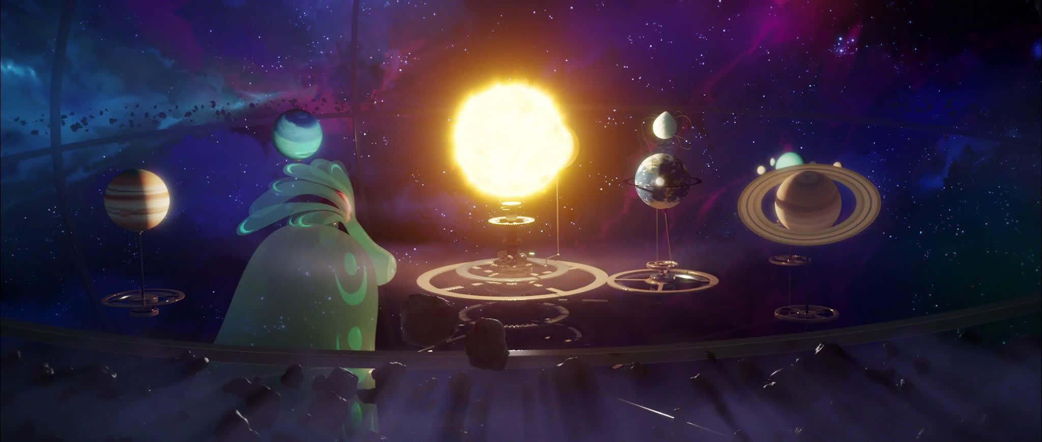 Planimation,制片公司Hornet制作的动画短片……