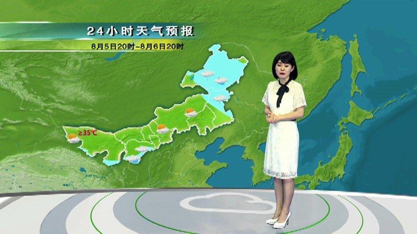 未来三天内蒙古降雨持续 西部需防35℃高温
