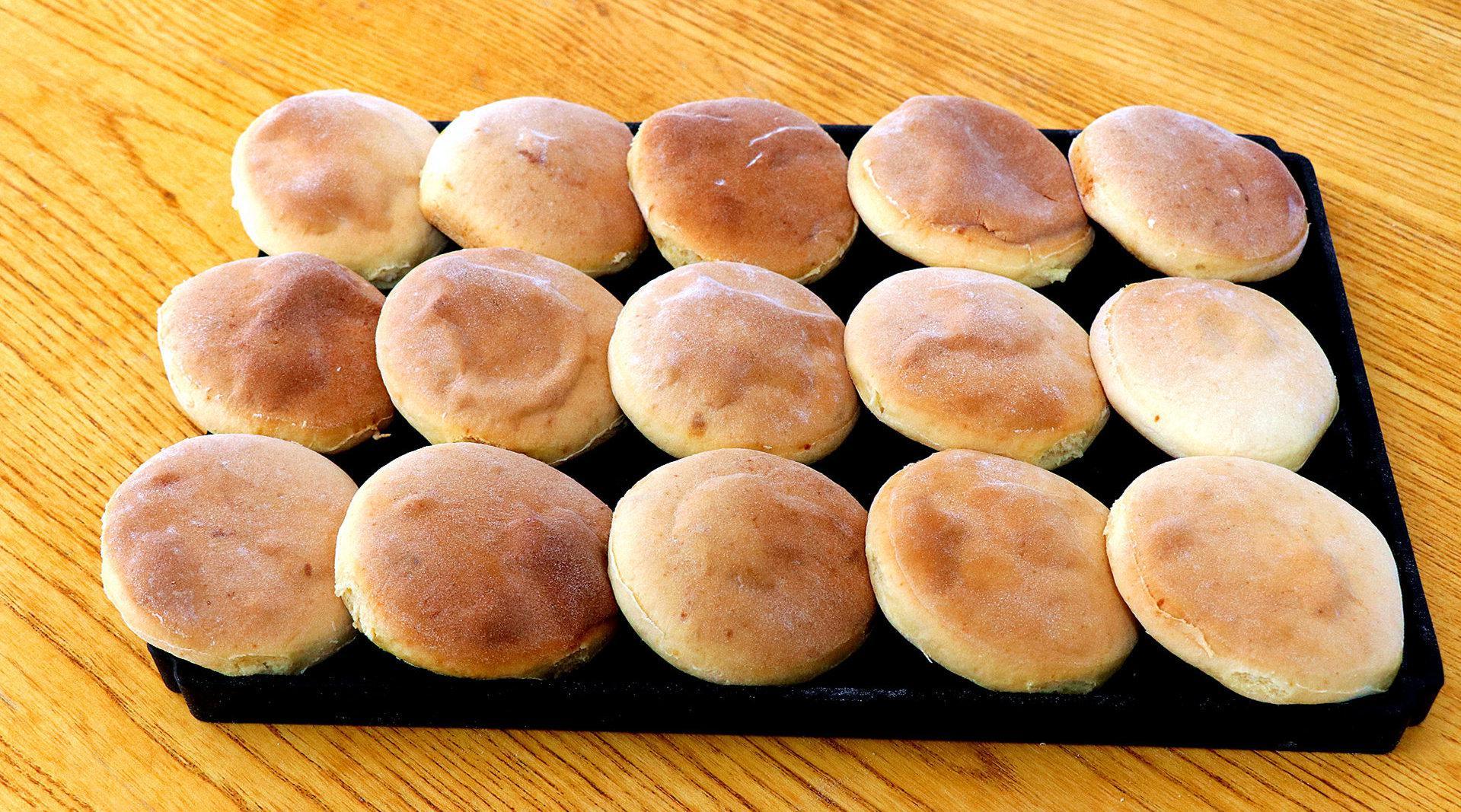 老面奶香法饼:配方详细做法简单……