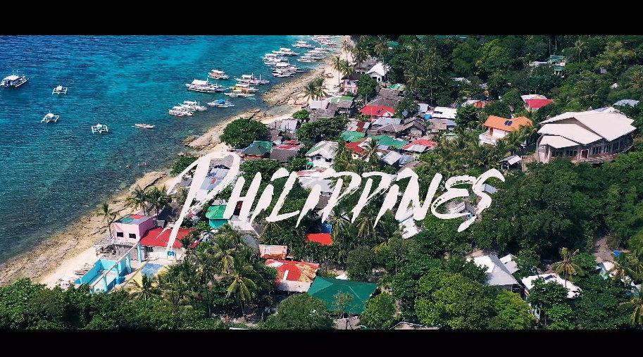 环球旅拍│菲律宾海岛风光vlog 游泳、潜水、绝美海岛风光……