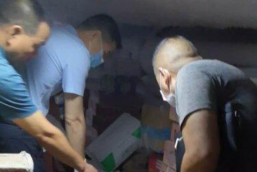 澧县市场监管局开展冷冻库和冷链物流环节冷藏食品专项整治行动