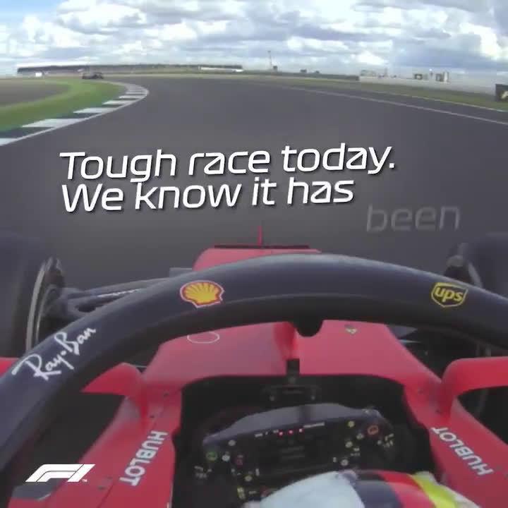 F1英国大奖赛让维特尔与比诺托的僵硬关系明朗化